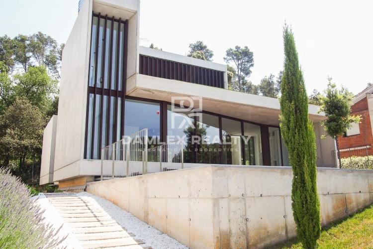 New villa in San Cugat. Barcelona