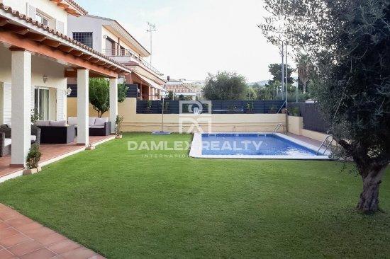 Villa in Sitges.