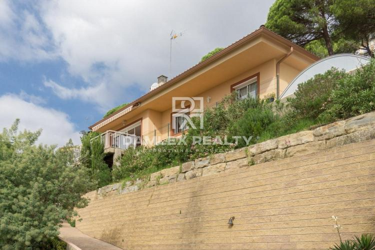 Villa with sea views in Tossa de Mar