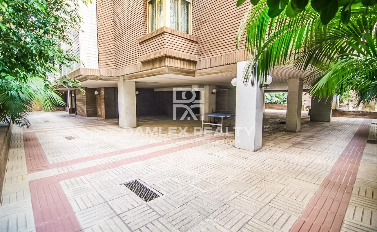 Penthouse in prestigious area of Barcelona - Sarrià