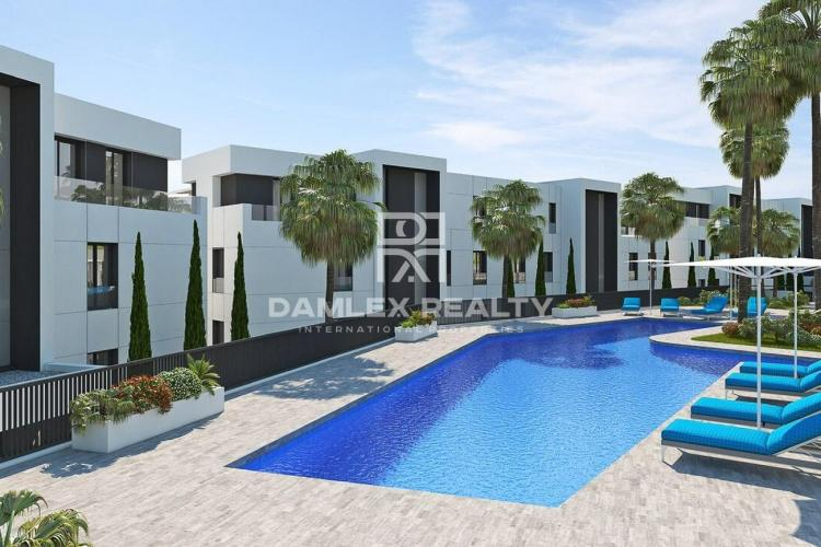 Apartments in Marbella with sea views