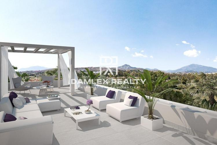46 Luxury Apartments and Penhouses in the best area of the New Golden Mile of the Costa del Sol