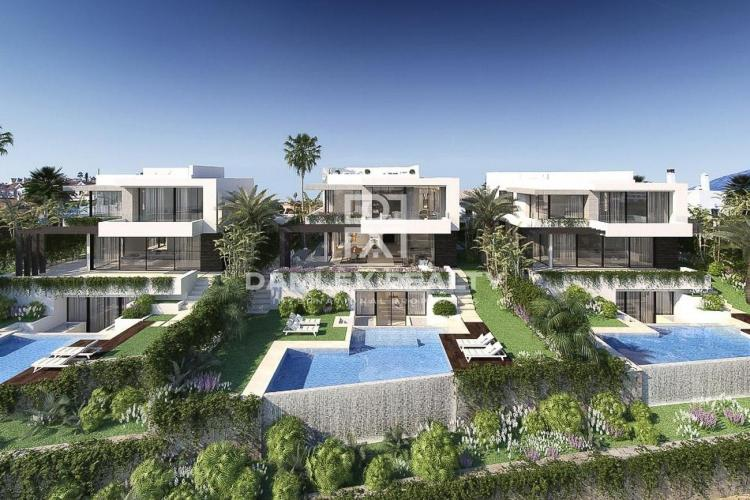10 modern villas in Estepona