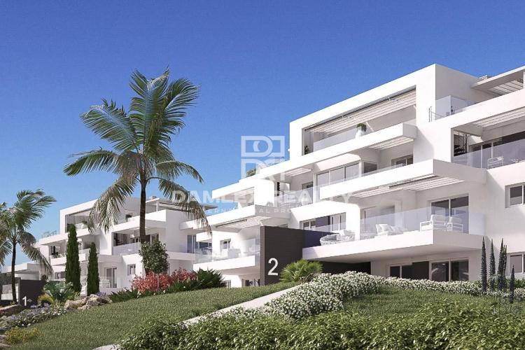 New residential complex in Estepona, Costa del Sol