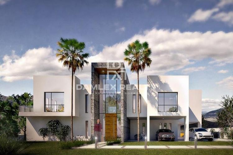 Luxury villa in the city of Marbella