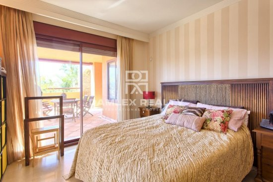 Apartment 5 minutes walk from the beach. Marbella