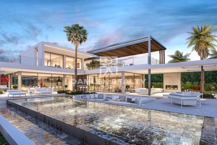Exclusive villa project in Marbella