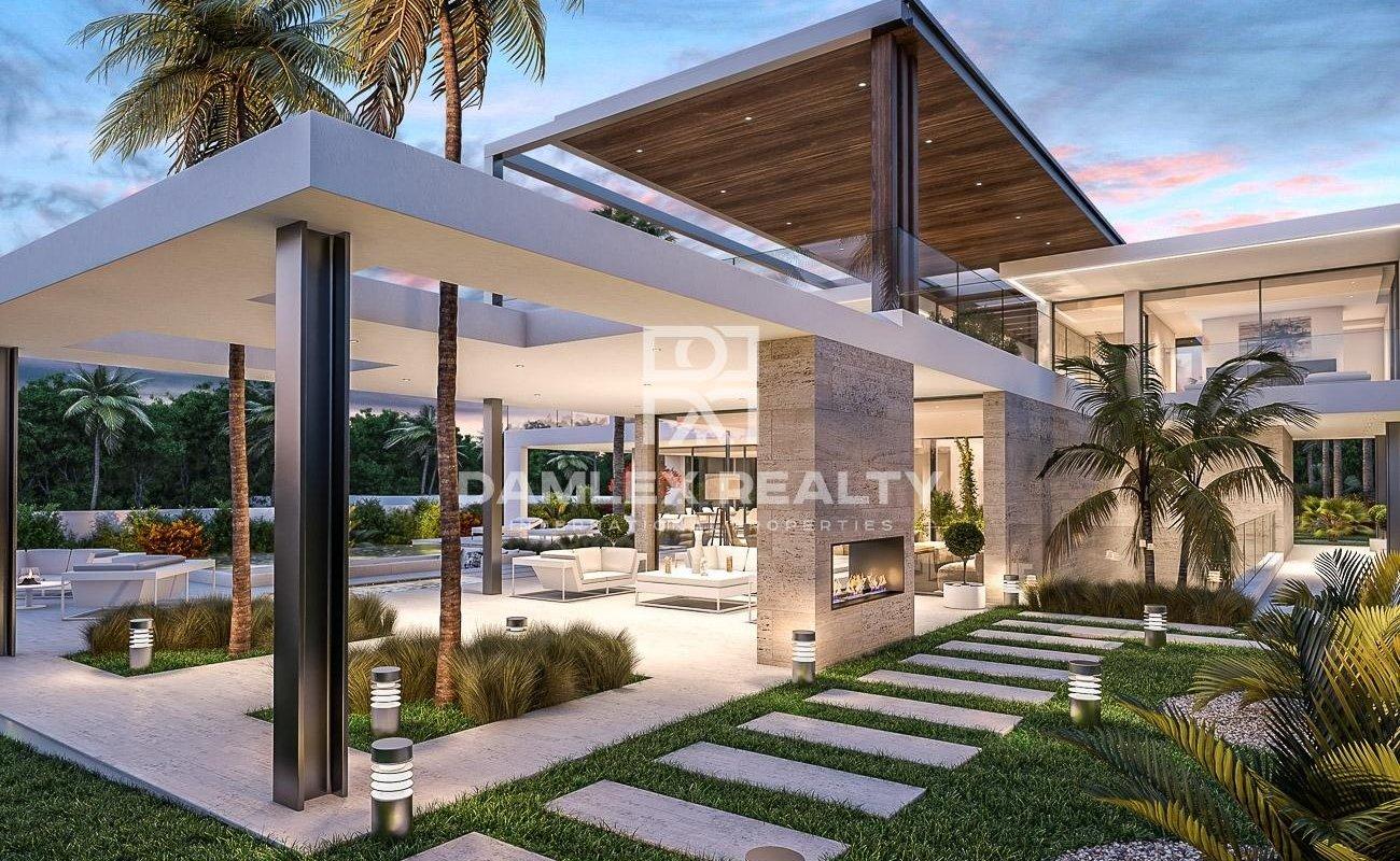 Exclusive villa project in Marbella
