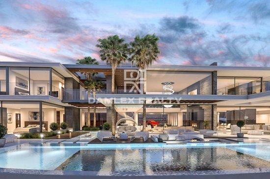 Luxurious villa in Marbella