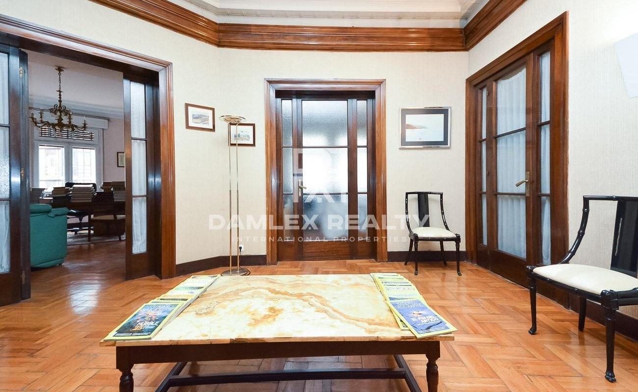 Apartment in San Gervasi, Barcelona.