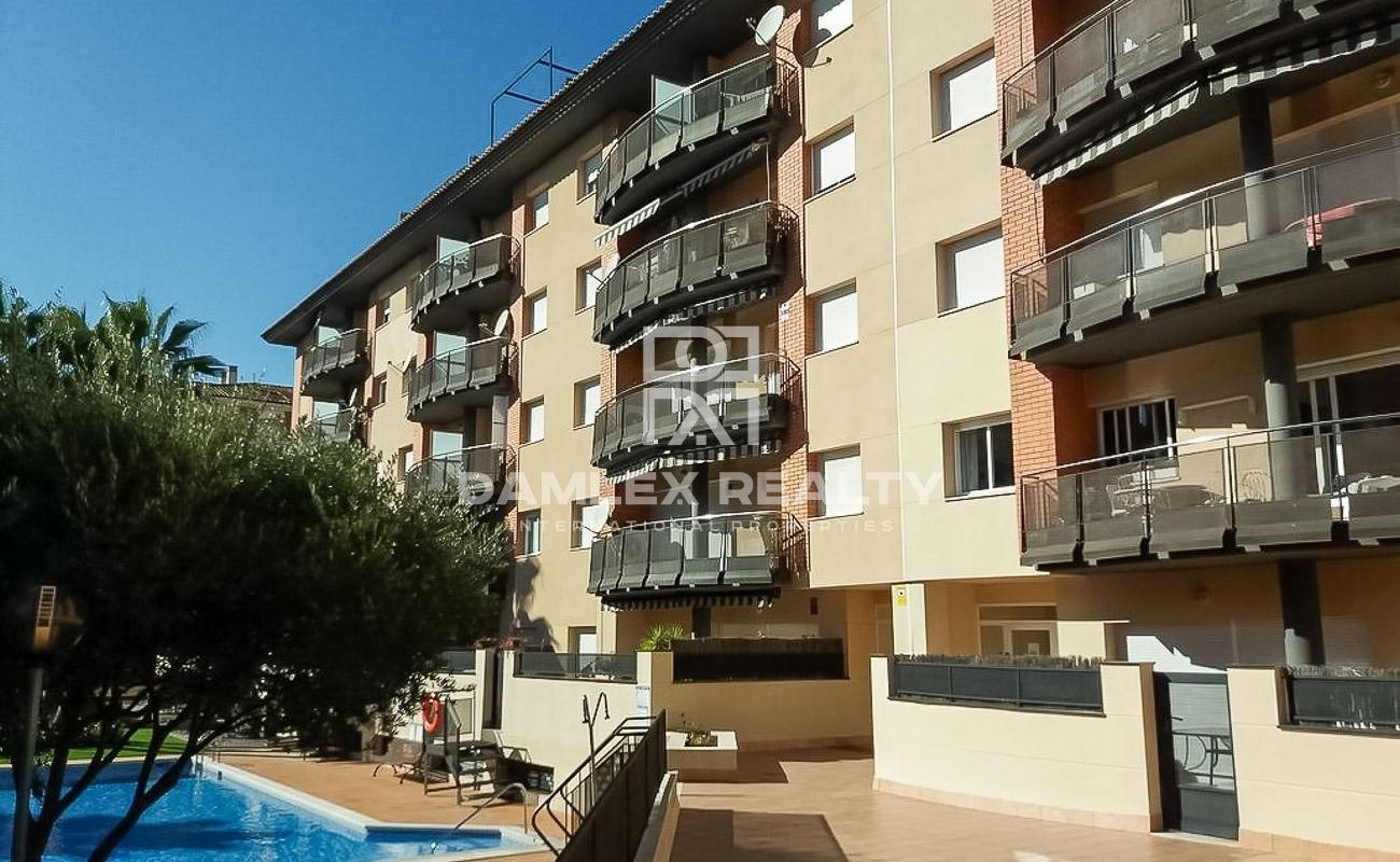 Apartments in Lloret de Mar, 5 minutes from the sea