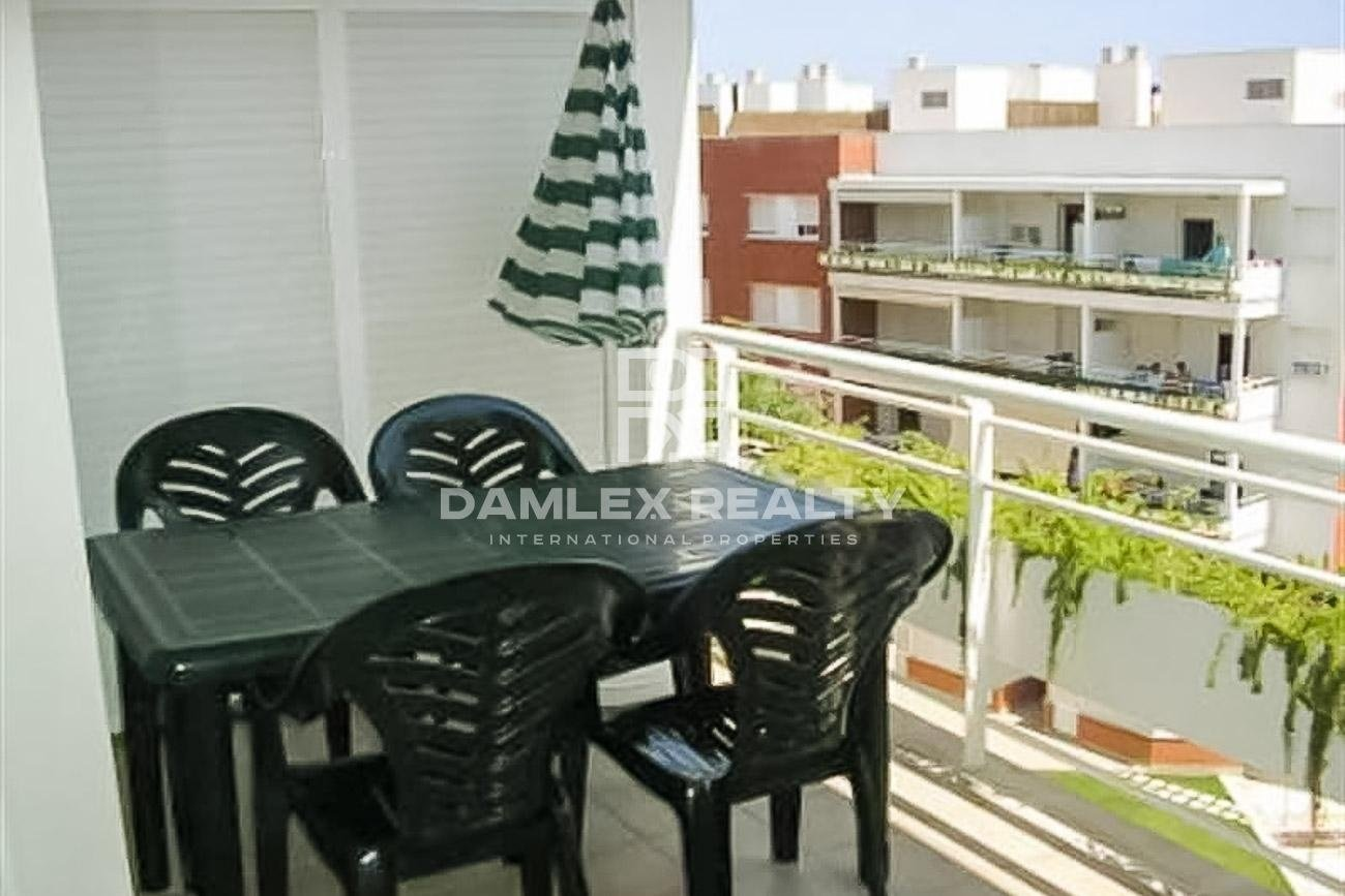 Apartments in a residential complex with swimming pool in Lloret de Mar