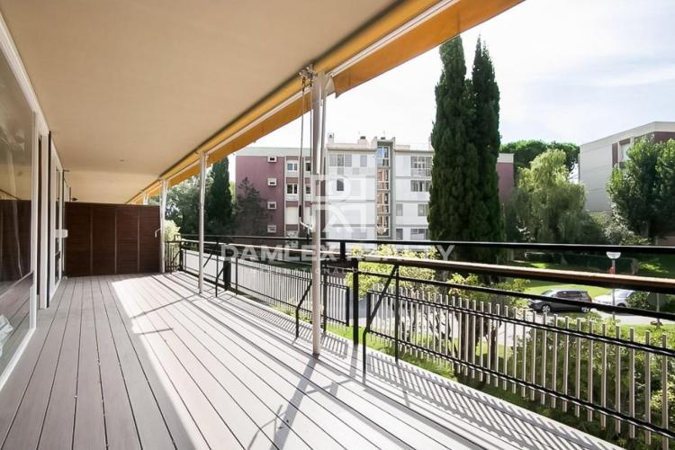 Apartment in a prestigious area of Barcelona