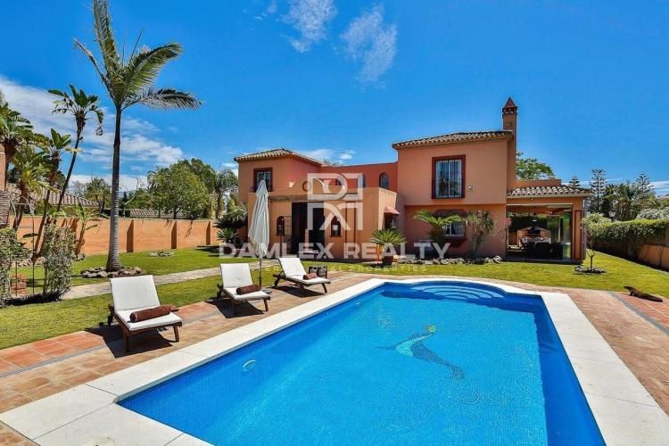 Villa 150 meters from the beach. Costa del Sol