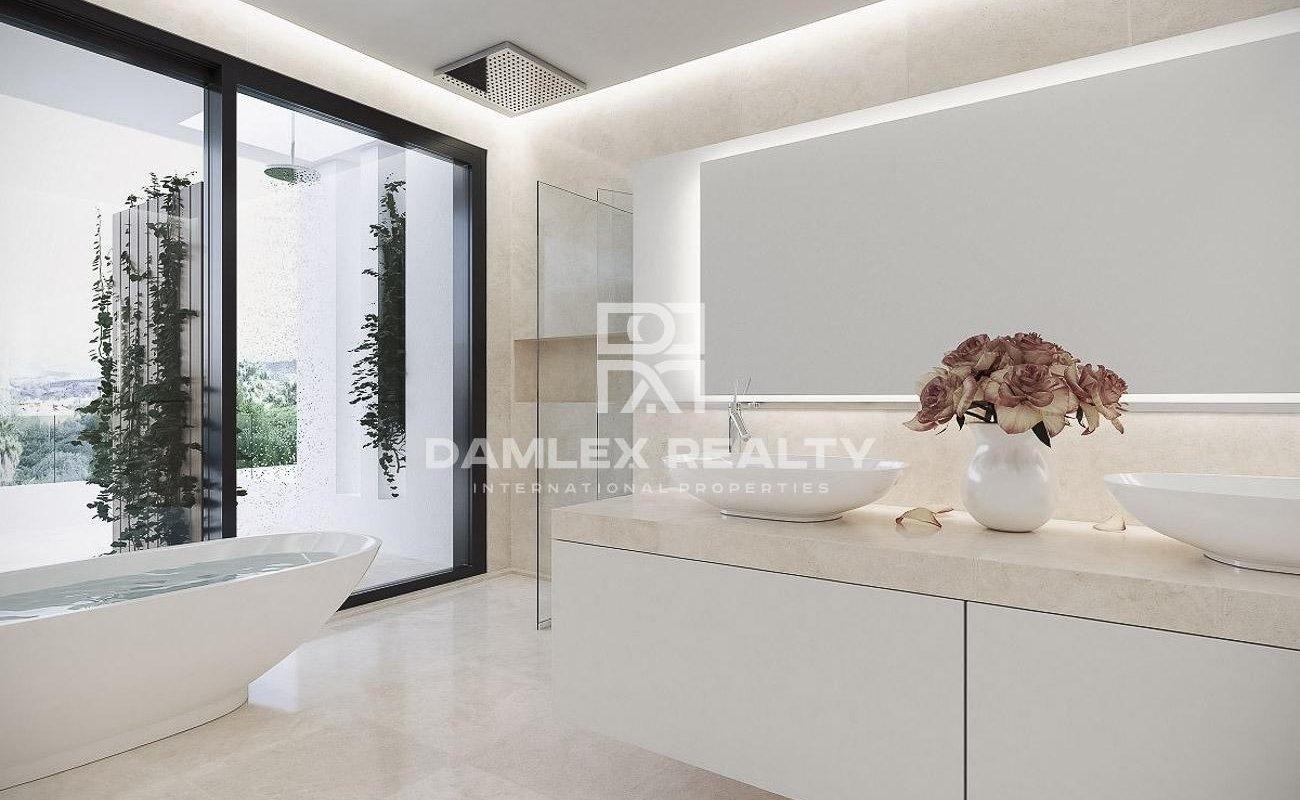 Project of 7 villas in Marbella.