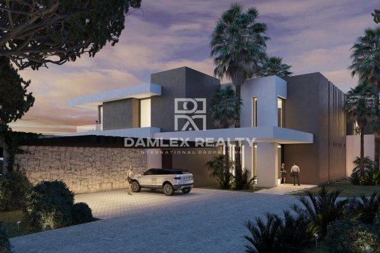 Nueva villa de lujo en la prestigiosa urbanización de Benahavis, Costa del Sol