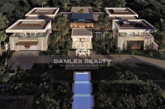 Luxury villa in the prestigious urbanization La Zagaleta