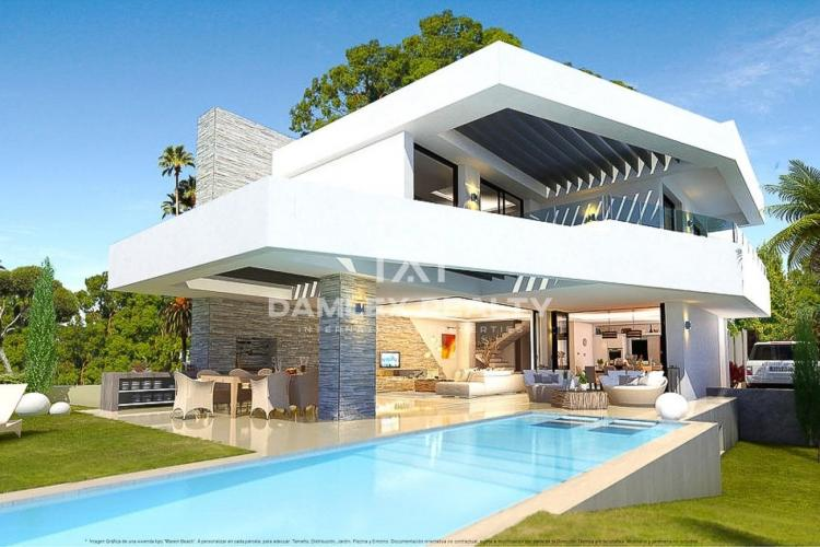New villa for sale in Estepona