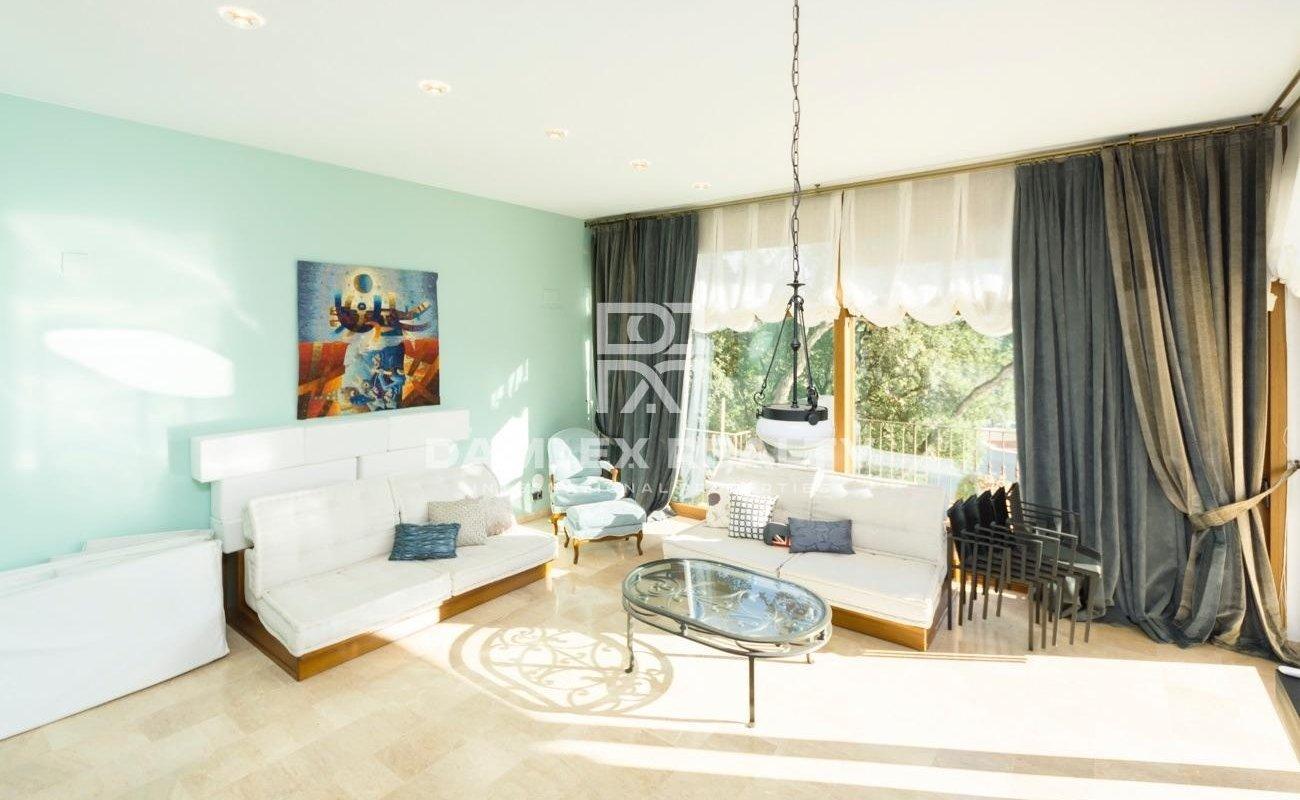 Villa with stunning sea views in urbanization of Tossa de Mar