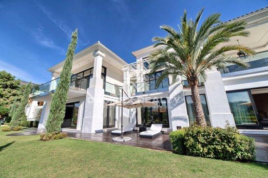 Villa in the best urbanization of Marbella