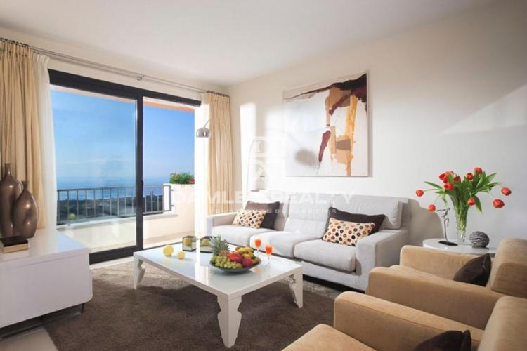 Apartments in a new complex on the Costa del Sol
