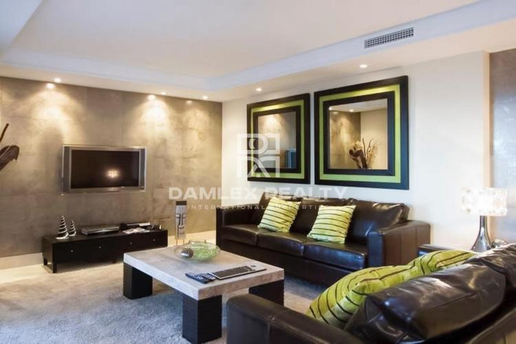 Luxury apartment on the beach Guadalmansa Playa