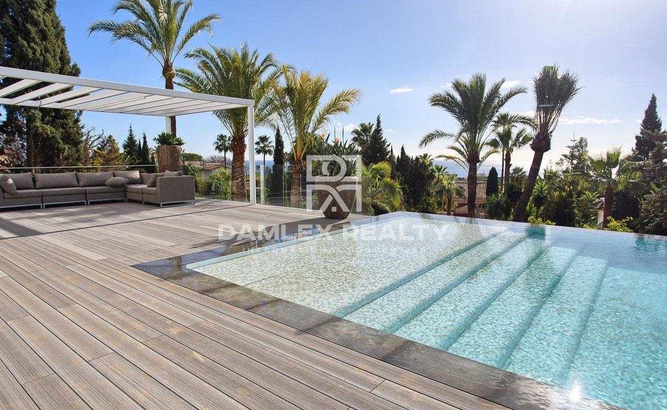 Beautiful villa two kilometers from the beach in Marbella