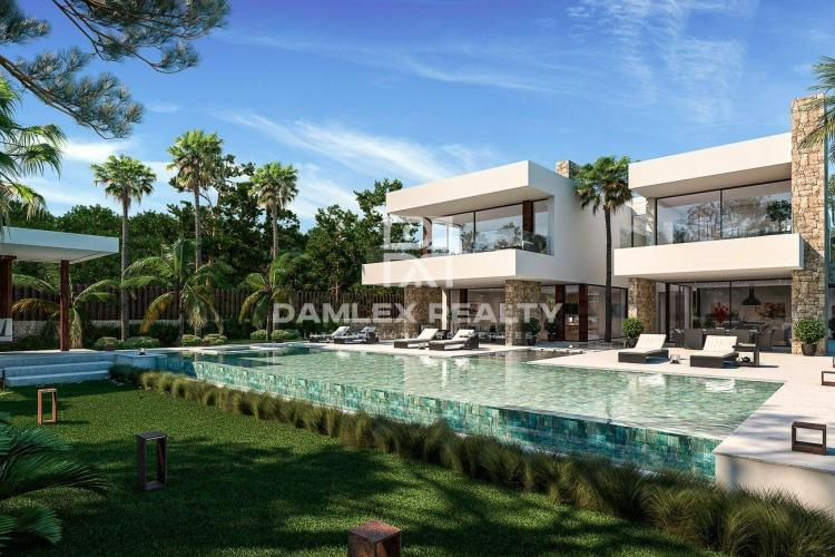 Stunning new villa in Marbella