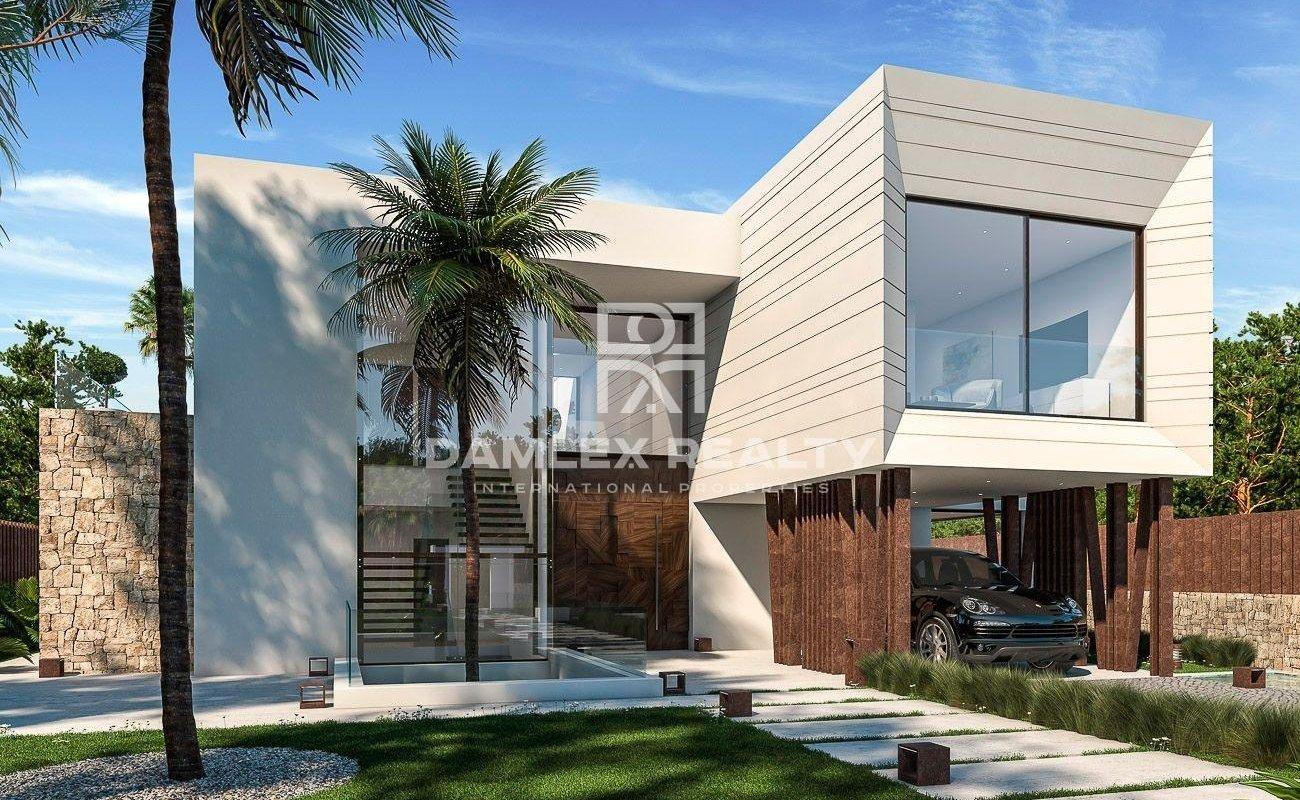 Stunning new villa in Marbella