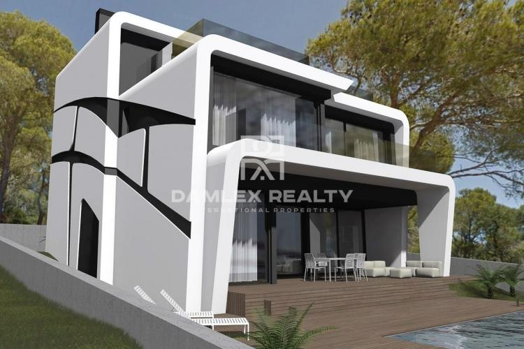 New villa in Costa Brava