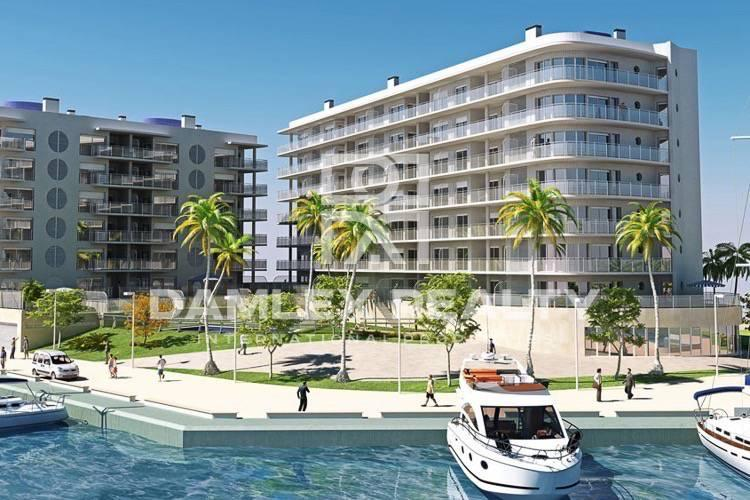 New apartments in Costa Brava, 500 meters from the beach