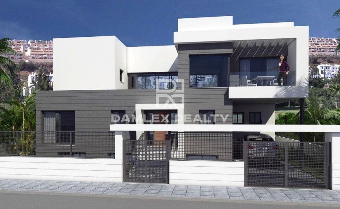 New villas on the Costa del Sol