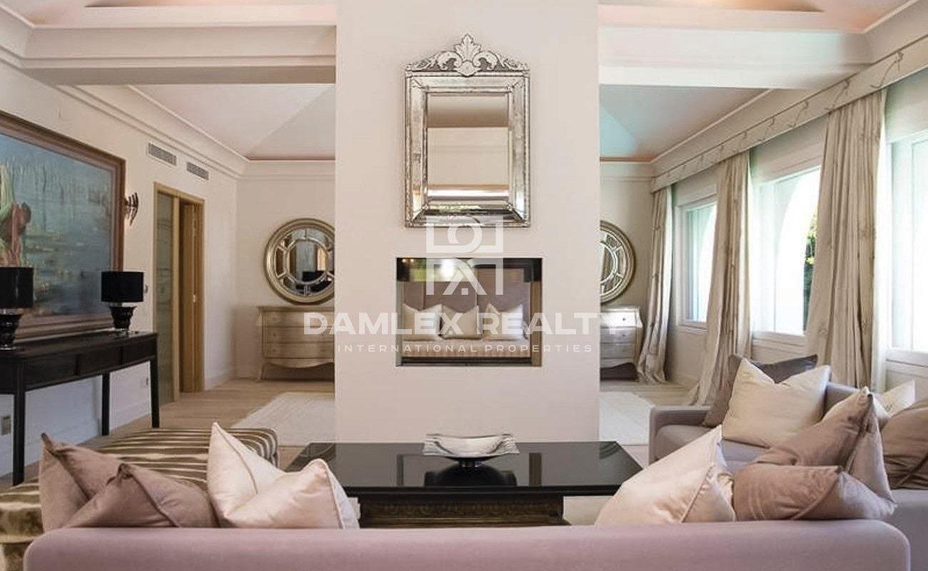 Villa in the prestigious area of the west area of Marbella