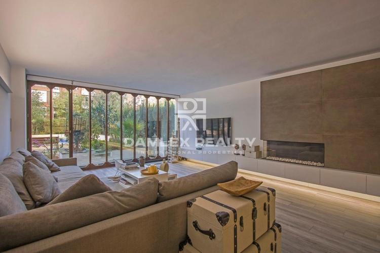 Magnificent duplex in the Pedralbes area