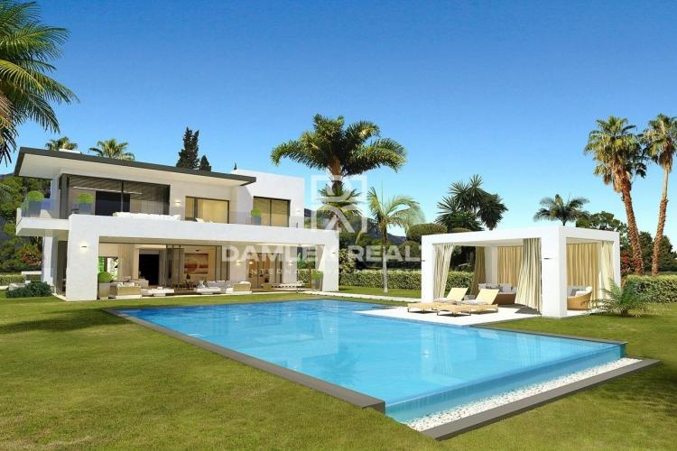 Sale of new villas in Marbella.