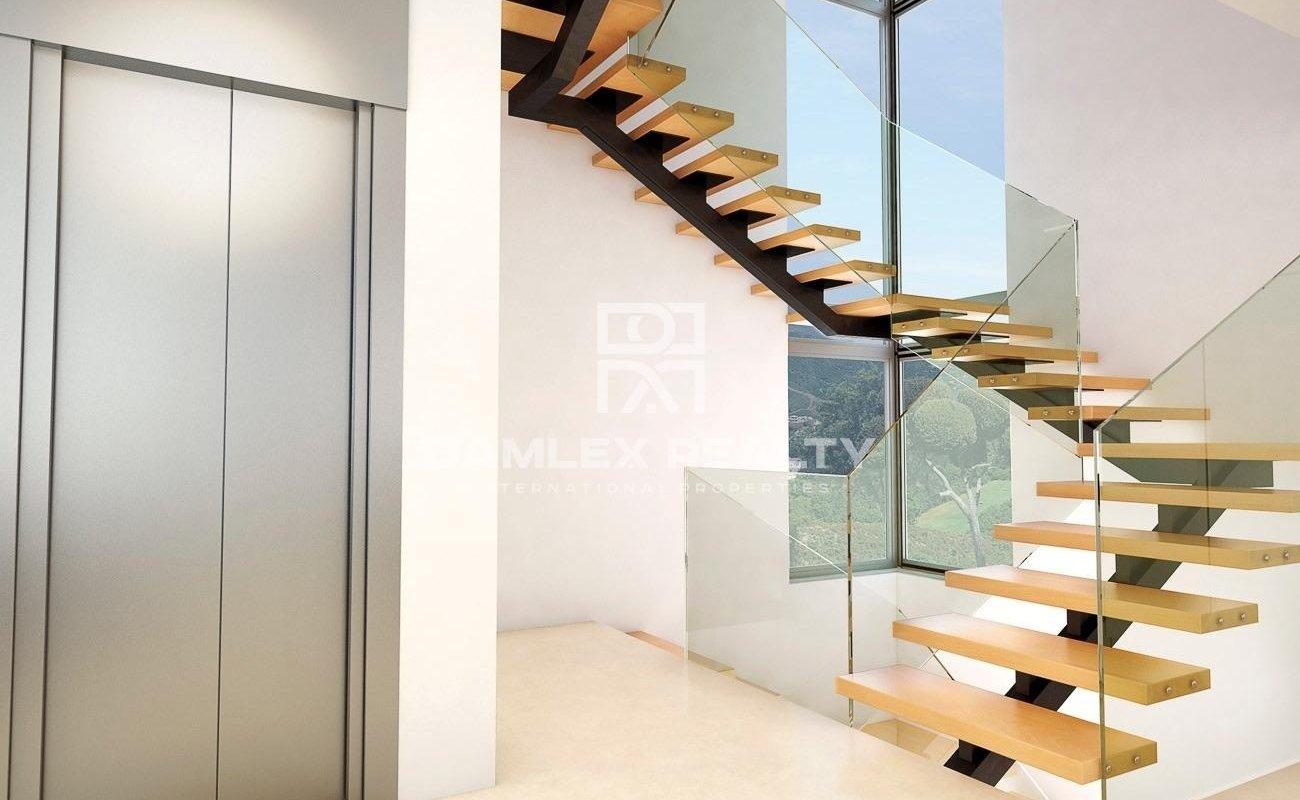 Sale of new villas in Marbella.