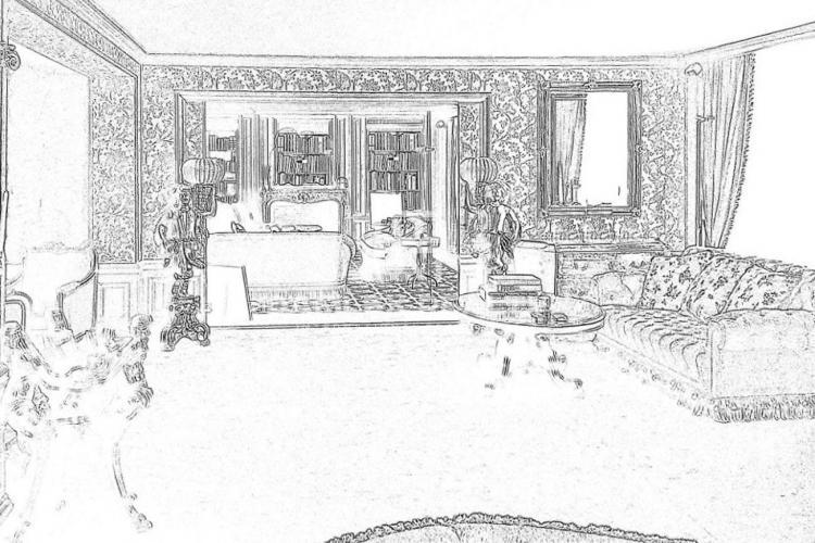 Elegant and exclusive apartment in the Turo Park area
