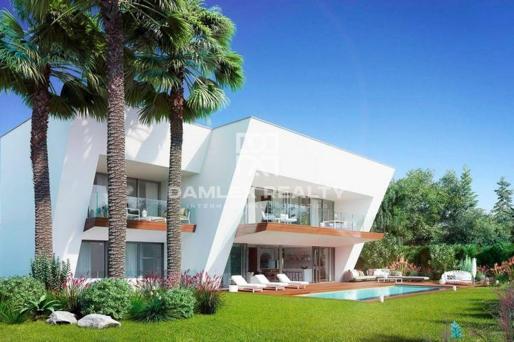 Project of a beautiful villa in Marbella