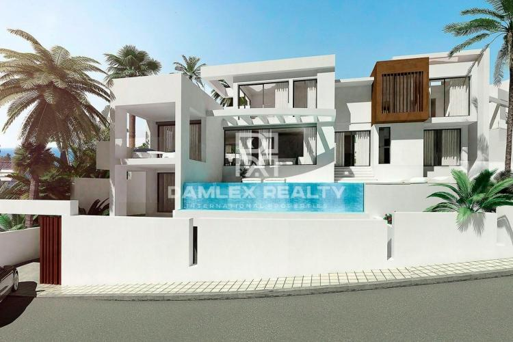New elegant villa in Marbella