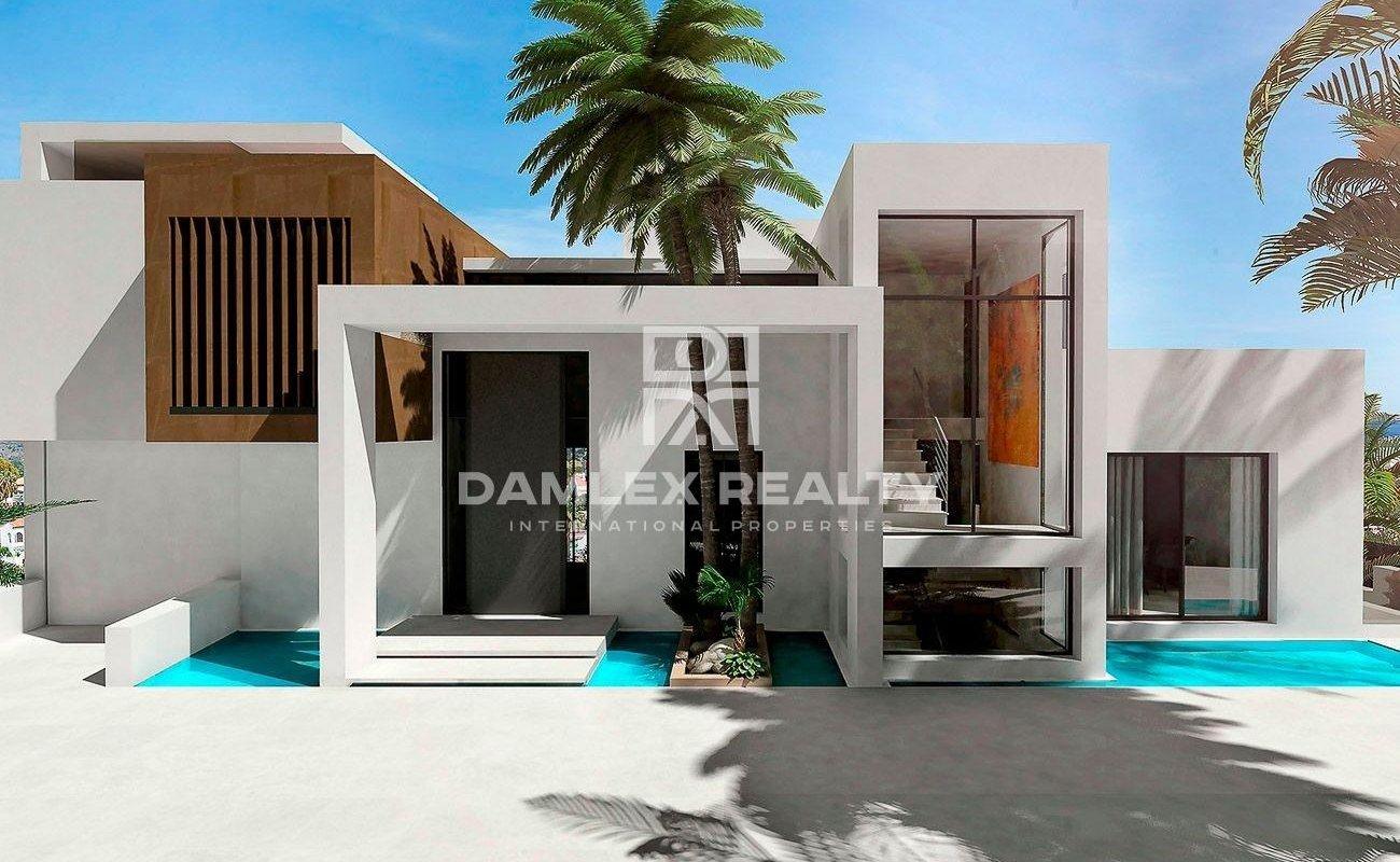 New elegant villa in Marbella