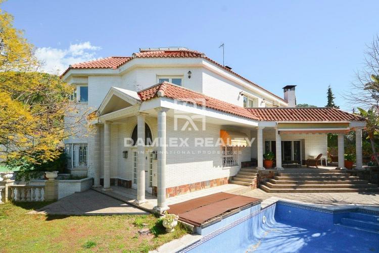 Villa en Cabrils