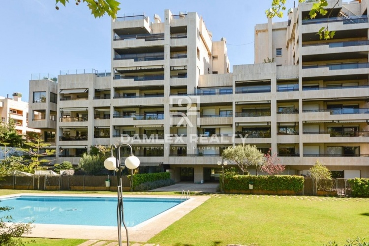 Apartment in  Pedralbes. Barcelona.