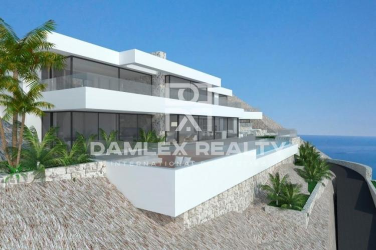 HOUSE / VILLA WITH 4 BEDROOMS, LAND 1397 M2, FOR SALE IN Altea, Costa Blanca