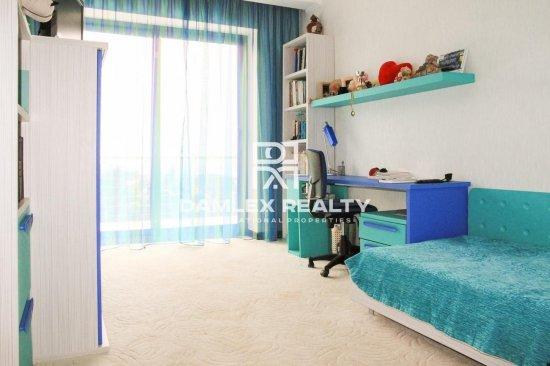 Luxurious villa with panoramic sea views. Lloret de Mar