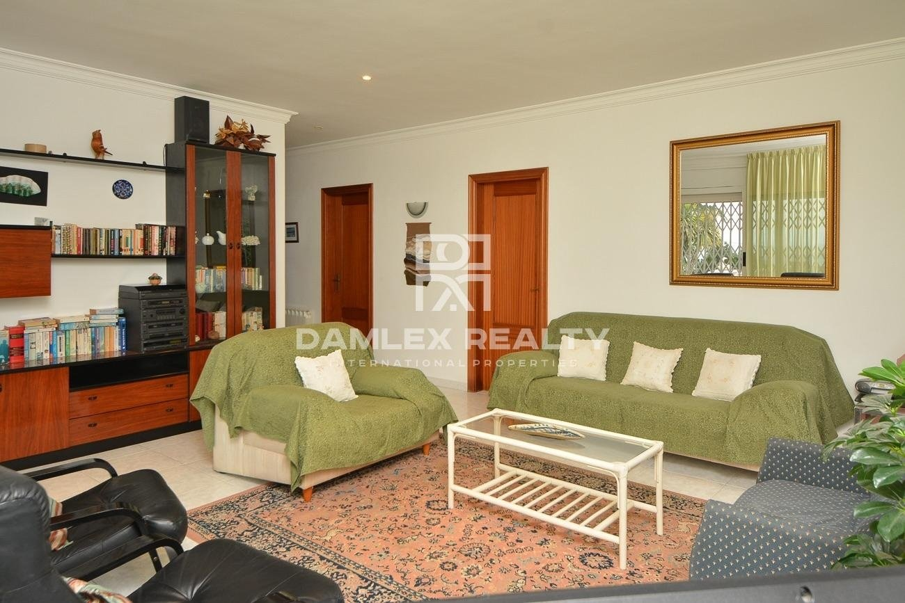 House with sea view in Lloret Blau