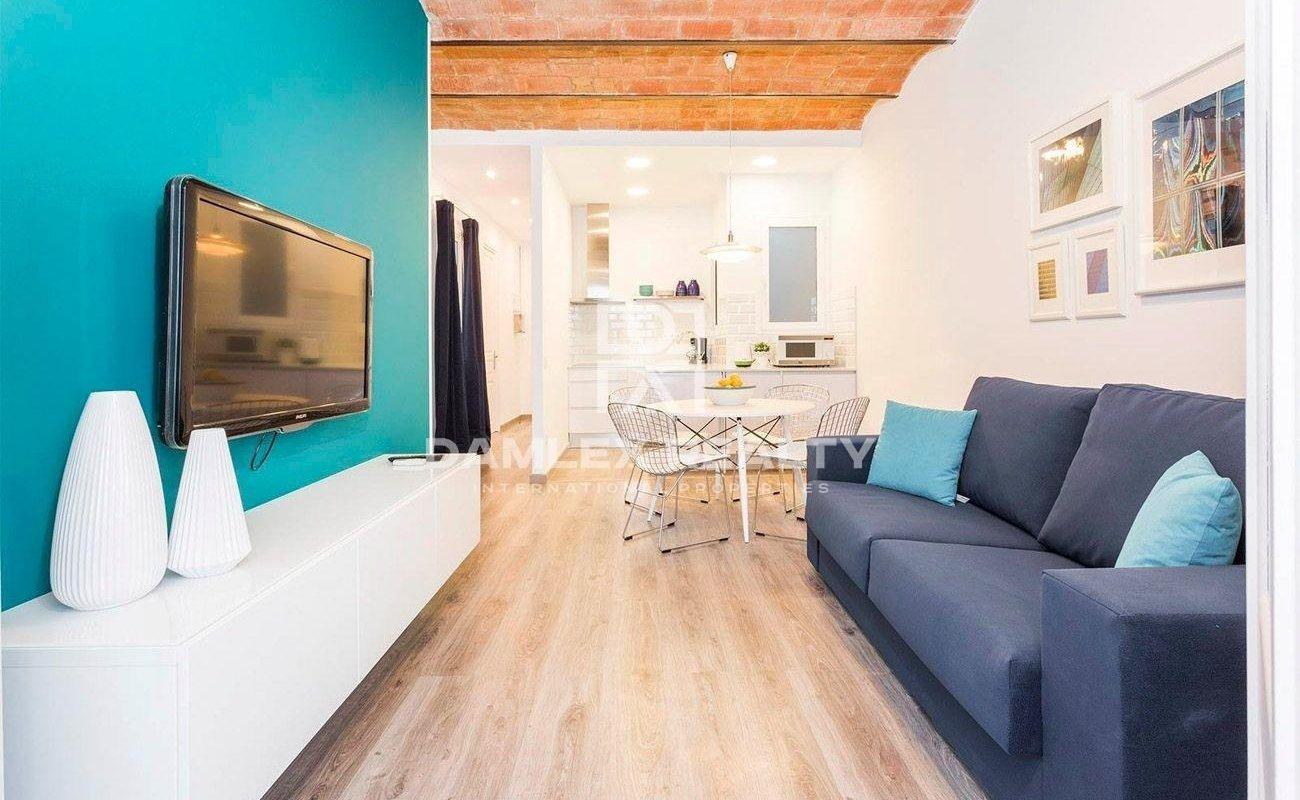 Apartamento con licencia turística a 10 minutos a pie de Paseo de Gracia