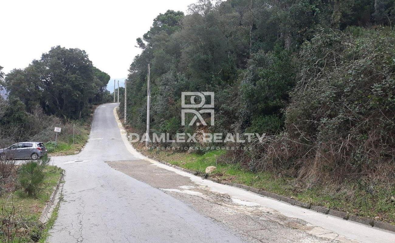 Plot of land in Lloret de Mar