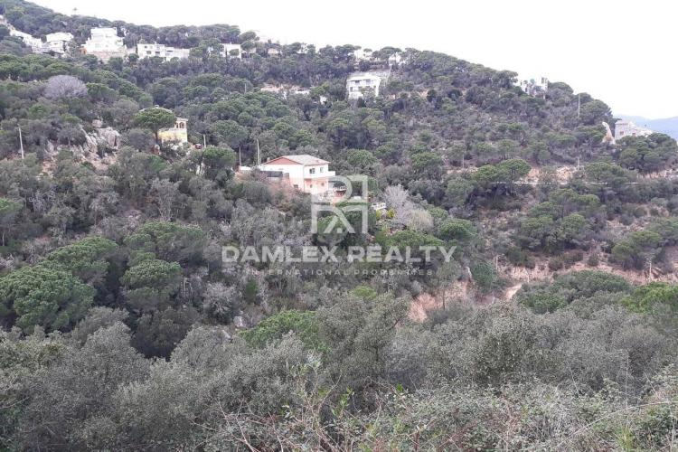Plot of land in Lloret de Mar