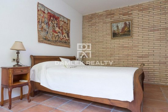 Villa with sea views in Platja de Aro