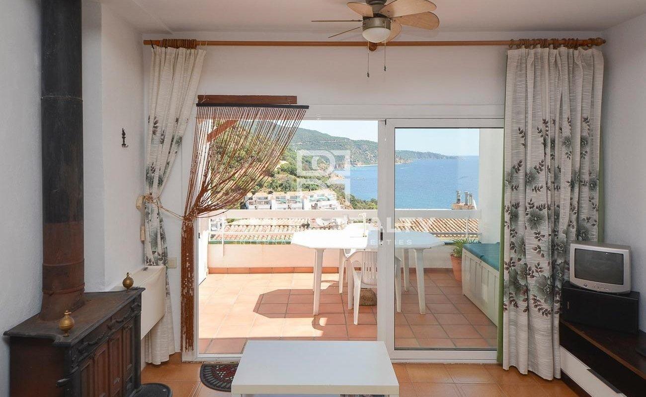 Duplex with incredible sea views in Tossa de Mar